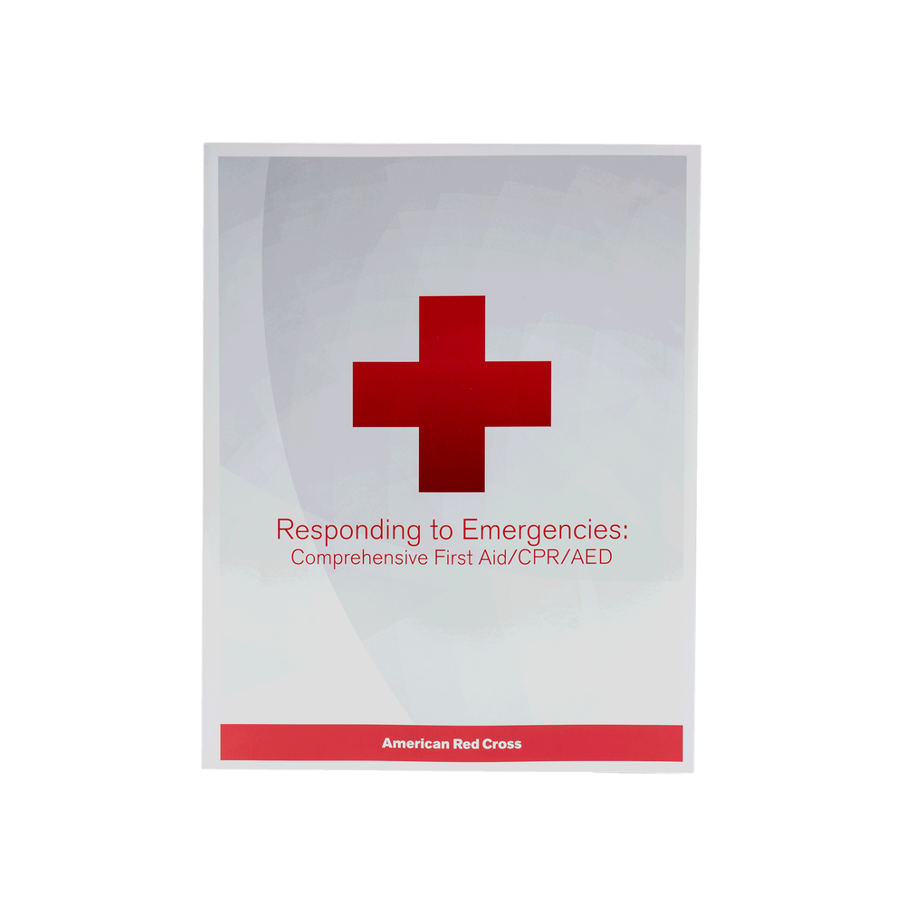 Responding To Emergencies Comprehensive First Aid Cpr Aed Textbook