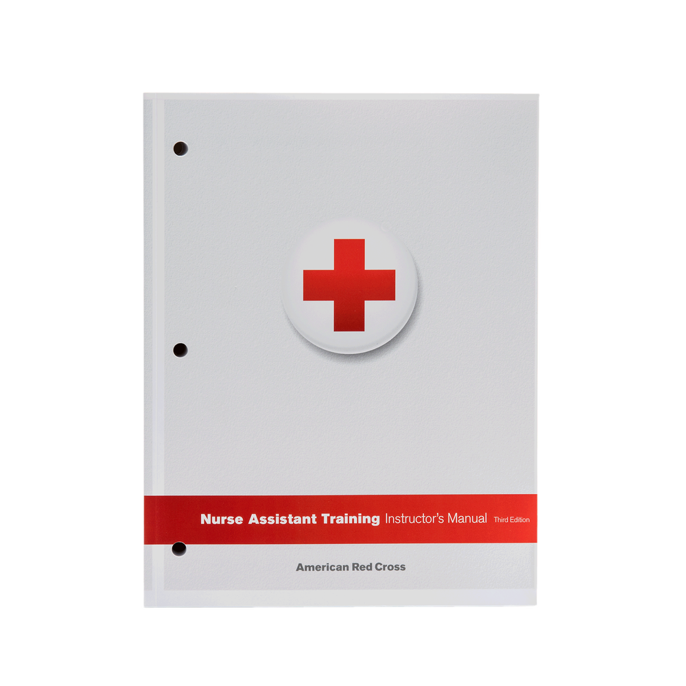 102334913fc Nurse Assistant Training Textbook