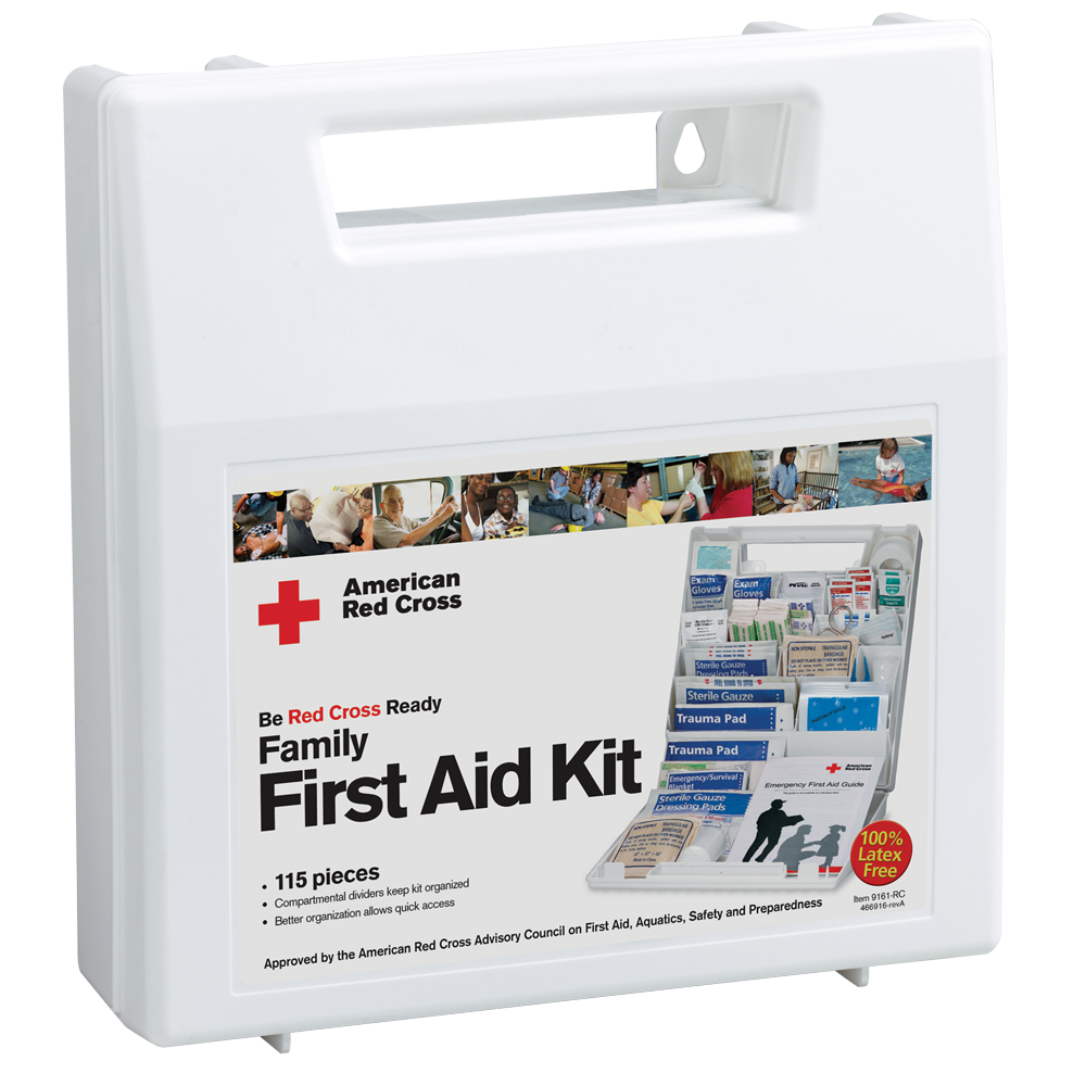First Aid Kits, & Supplies | Red Cross Store